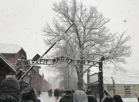 """Reportage del Viaggio della Memoria """"Promemoria Auschwitz"""""""