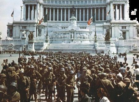 4 giugno 1944: Roma è libera!