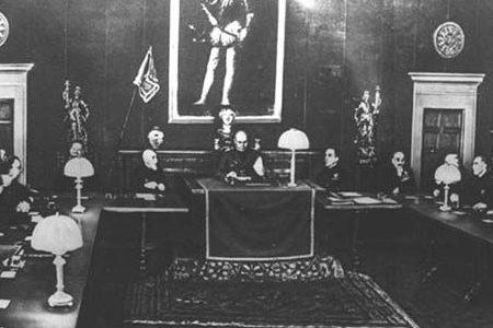25 luglio 1943: l'ultimo atto del regime.