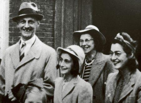 Amsterdam, 4 agosto 1944: l'arresto di Anne Frank e della sua famiglia.