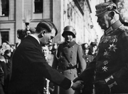 14 ottobre 1933: la Germania esce dalla Società delle Nazioni