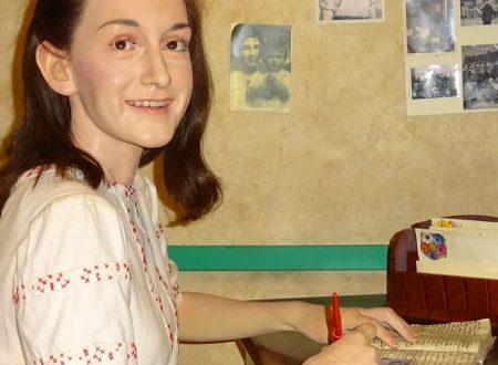 LE ULTIME SETTIMANE DI VITA  DI ANNE FRANK E MARGOT FRANK